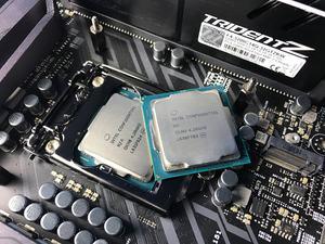 Intel Core i7-7700K und Core i7-7350K - immer noch im Sockel 1511