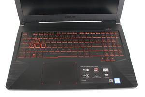 ASUS TUF Gaming FX504G im Test