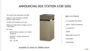 NVIDIA DGX Station A100
