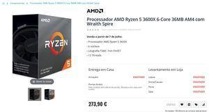 AMD Ryzen 3000 Preisliste Bilder: GlobalData