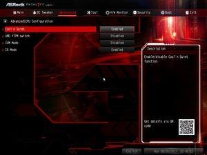 BIOS: ASRock AB350 Gaming 4