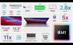 Apple MacBook Pro 13 mit M1-Chip