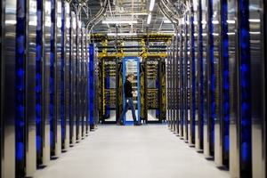 Microsoft Azure Cloud Infrastruktur