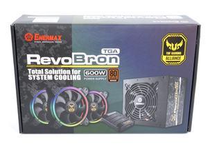 Enermax RevoBron 600W TGA Edition