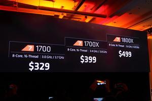 AMD RYZEN Tech - erste Ankündigung