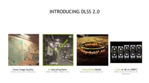 NVIDIA GTC20: DLSS 2.0