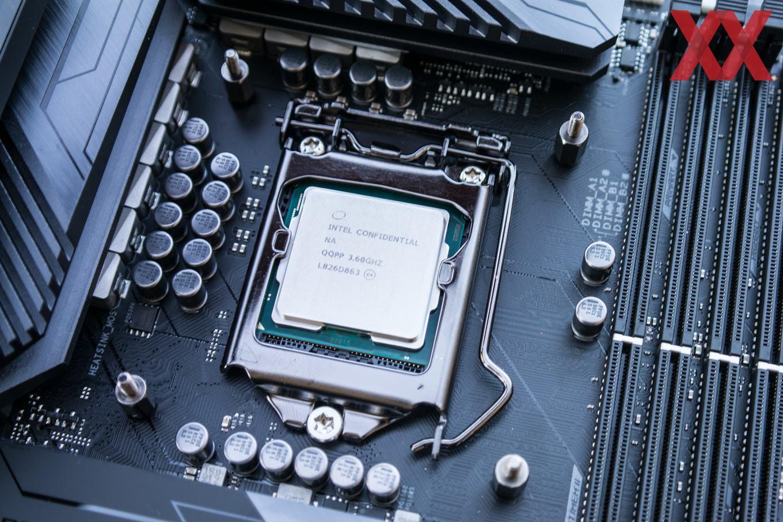 Gutes Gespann: Das ASUS ROG Maximus XI Hero (Wi-Fi) bietet zahlreiche Overclocking-Funktionen ist für den Core i9-9900K optimiert