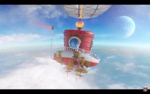 Nintendo Direct September 2017 - Screenshots zu Super Mario Odyssey