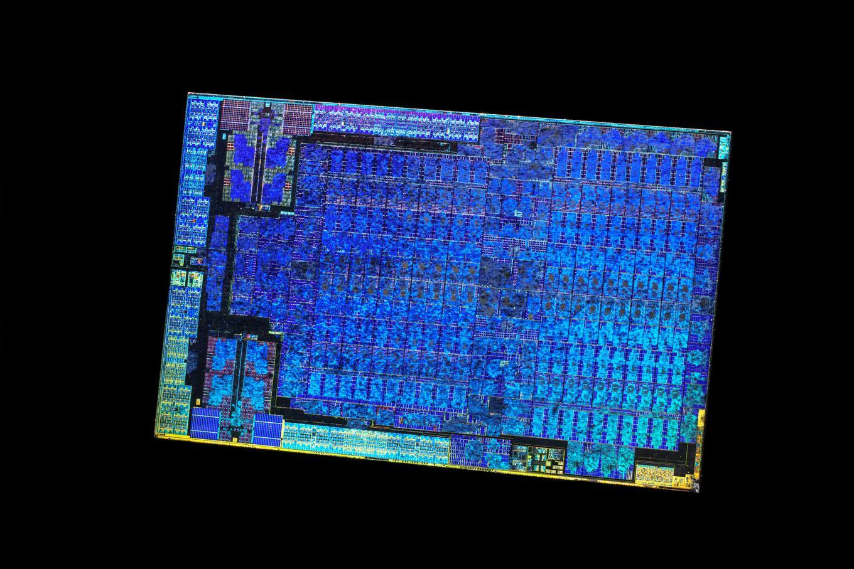 Dieshots des Jaguar SoC von AMD