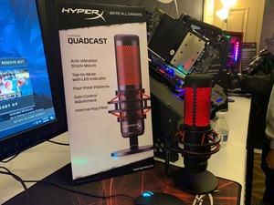 HyperX zeigt auf der CES das Quadcast und das Cloud Orbit