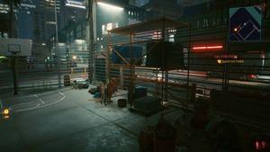Cyberpunk 2077 - DLSS Aus