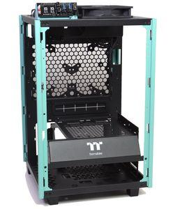 Thermaltake The Tower 100 Turquoise