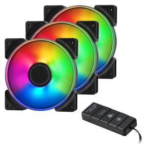 LED-Lüfter-Serie Prisma