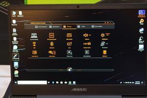 Das neue Gigabyte Aero 15 und 17 auf der Computex 2019