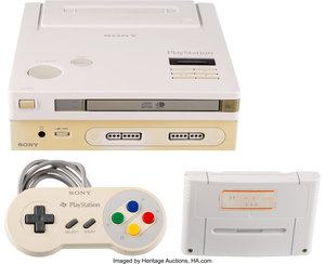 Nintendo PlayStation