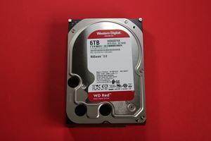 WD Red 6 TB WD60EFAX