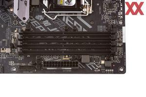 Bis zu 64 GB RAM können verstaut werden.