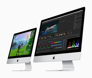 Apple iMacs 2019