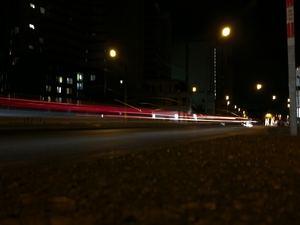 Nicht zuletzt die verschiedenen Kamera-Modi des Huawei Mate 9 - hier Lichtmalerei - sorgen mit wenigen Handgriffen für gelungene Aufnahmen