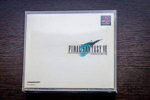 Final Fantasy VII Japan-Edition PS1