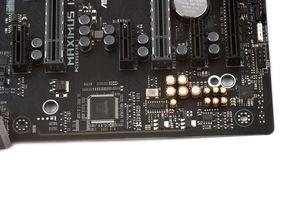 Das SupremeFX-Audiofeature mit dem neuen Realtek ALC 1220.