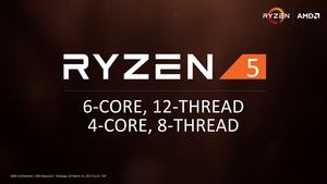 Präsentation zur AMD RYZEN-5-Serie