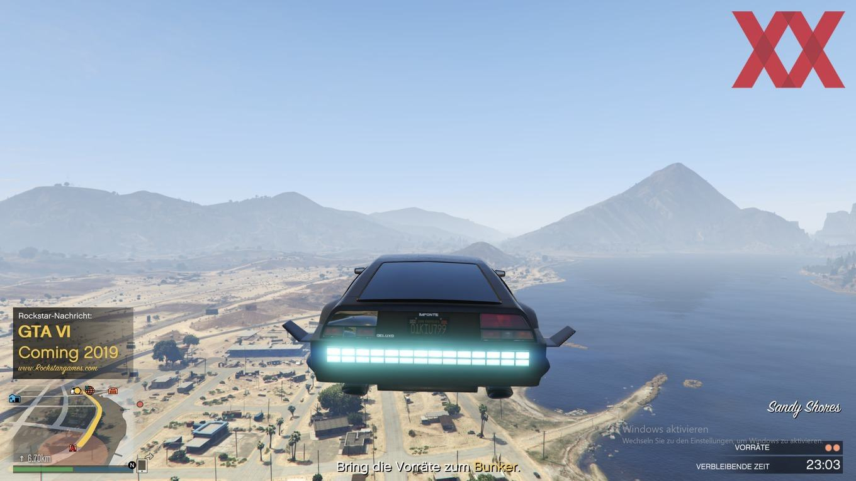 Fake-Meldung zu GTA 6 in GTA Online