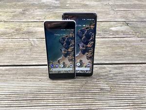 Google Pixel 2 und Pixel 2 XL bietet sehr gute Kameras und viel Leistung, sind aber teuer