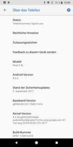 Google verspricht drei Jahre lange Android-Updates, damit dürfte auch Android R für das Pixel 2 und Pixel 2 XL nachgereicht werden