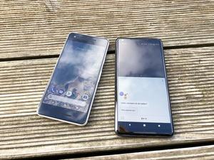 Google Pixel 2 und Pixel 2 XL