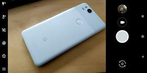 Die Kamera-App überzeugt auch beim Pixel 2 und Pixel 2 XL nicht