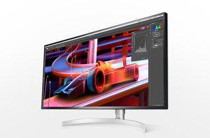 Der LG 34WK95U setzt auf die neue Nano IPS Technik.