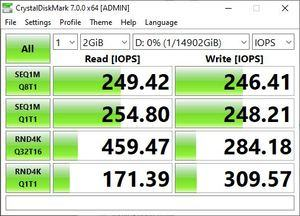 Toshiba N300 16 TB HDWG31G