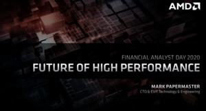 AMD Financial Analyst Day 2020