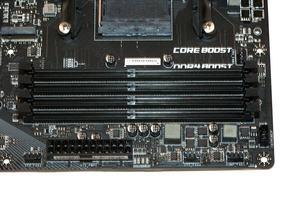 Bis zu 64 GB RAM lassen sich verstauen.