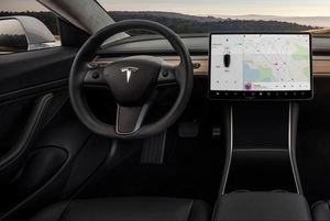 Tesla Youtube und Netfilx Update