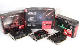 Roundup zur AMD Radeon RX 550