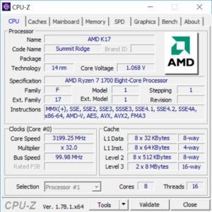 AMD Ryzen 7 1700 im Test und übertaktet - der interessanteste Ryzen