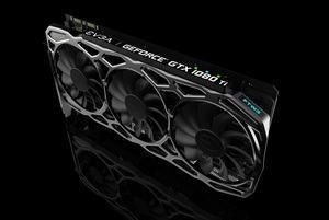 EVGA GeForce GTX 1080 Ti FTW3 Vorschau