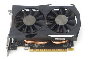 ZOTAC GeForce GTX 1050 Ti OC