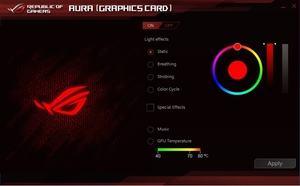 ASUS ROG Strix Radeon RX 580 T8G Gaming