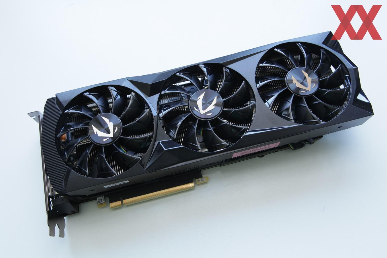 Zotac Gaming Geforce Rtx 2080 Ti Amp Im Test Hardwareluxx