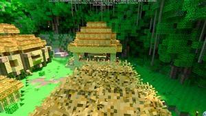 Minecraft RTX DLSS Off