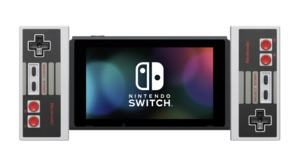 NES-Controller der Nintendo Switch
