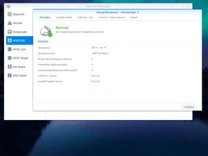 IronWolf Health Management - Synology DSM 6.1