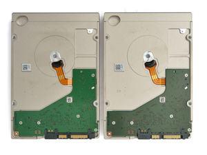 zum Vergleich: IronWolf 10TB - BarraCuda Pro 10TB