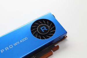 AMD Radeon Pro WX-Serie