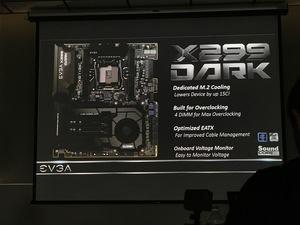 EVGAs neue X299-Mainboards