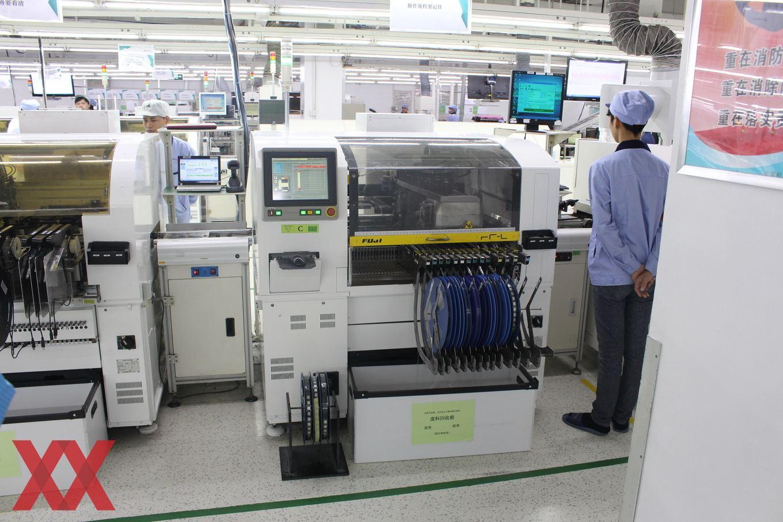 PC Partner Factory Tour