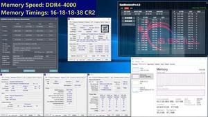 G.Skill Trident Z Royal DDR4-4300 und DDR4-4000